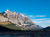 Views of Mount WildsonIcefield Parkway (Highway). Alberta. Canada.