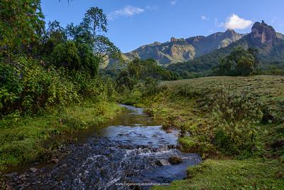The Harenna Escarpment. Bale Mountains National Park. Ethiopia.