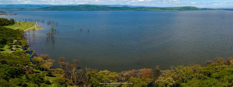 Lake Nakuru. Nakuru. Great Rift Valley. Kenya