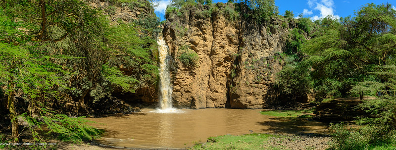 Makalia Falls. Lake Nakuru. Nakuru. Great Rift Valley. Kenya