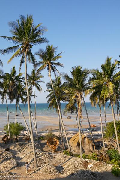 Coastal Scene. Vilanculos. Mozambique