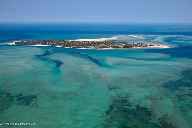 Margaruque Island. Bazaruto Archipelago. Mozambique