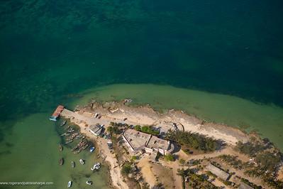 Harbour. Vilanculos. Mozambique