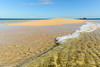 Sand bar. Ibo Island. Mozambique