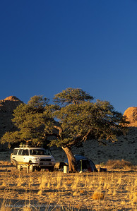 Camp Site, Near Aus, Namibia.