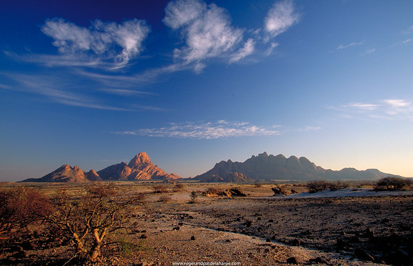 Spitzkoppe. Namibia