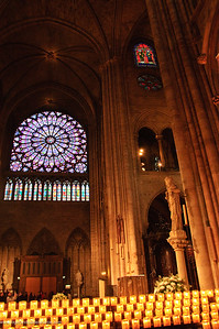 Notre Dame Cathedral. Paris. France