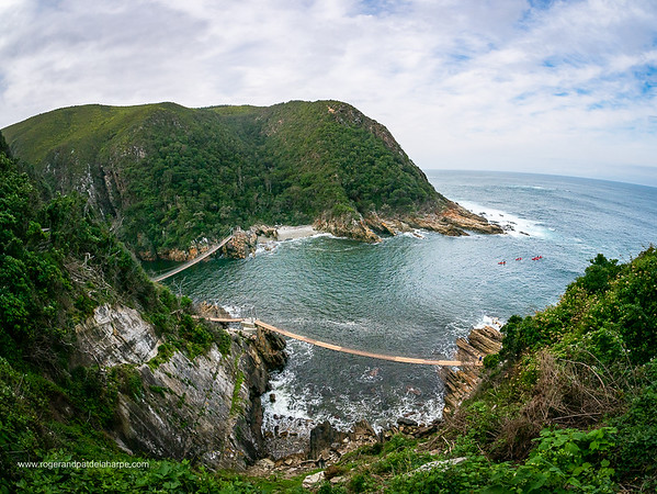 Storms River. mouth. Eastern Cape. South Africa