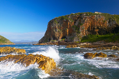 Knysna Heads. Western Cape, South Africa.
