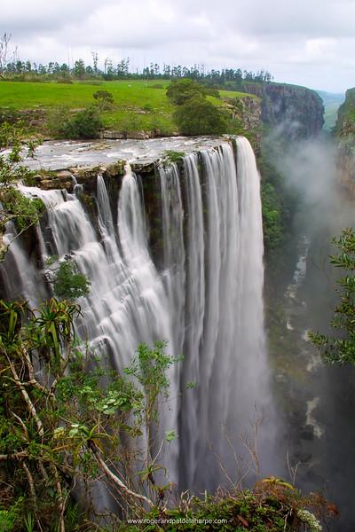 Mgawa Falls Lusikisiki