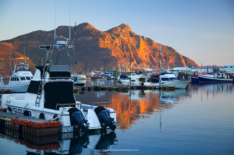 Small Craft Harbour Hout Bay Cape Town