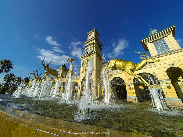 Gold Reef City. Johannesburg. Gauteng.  South Africa