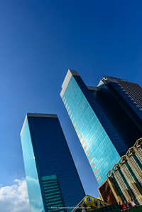 Buildings (Skyscrapers).Johannesburg. Gauteng.  South Africa