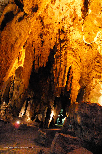 Sterkfontein Caves. Cradle of Mankind. Gauteng. South Africa