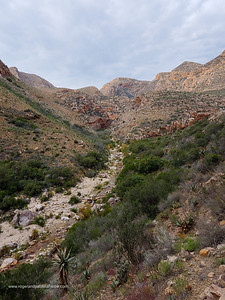 Image Number GH5R398297. Swartberg Pass through the Swartberg Mountains. Great Karoo. Prince Albert. Western Cape. South Africa