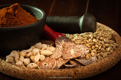 Spices. KwaZulu Natal. South Africa