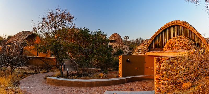 Mapungubwe Interpretation Centre. Mapungubwe National Park. Limpopo Province. South Africa.