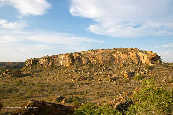Mapungubwe Hill. Limpopo Province. South Africa.
