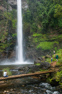 Lone Creek Falls. Sabi. Mpumalanga. South Africa