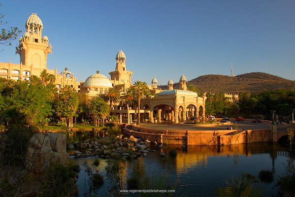 The Palace of the Lost City. Sun City. North West Province. South Africa.