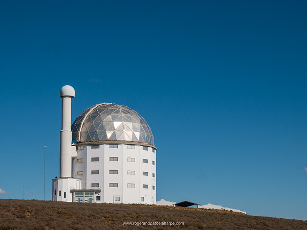 Southern African Large Telescope (SALT). South African Astronomical Observatory. Sutherland. Northern Cape. South Africa.