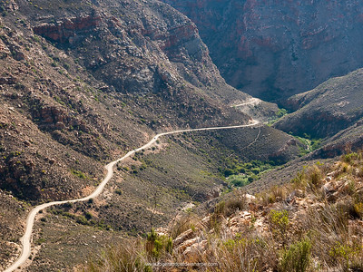 Swartberg Pass. Prince (Prins) Albert. Western Cape. South Africa