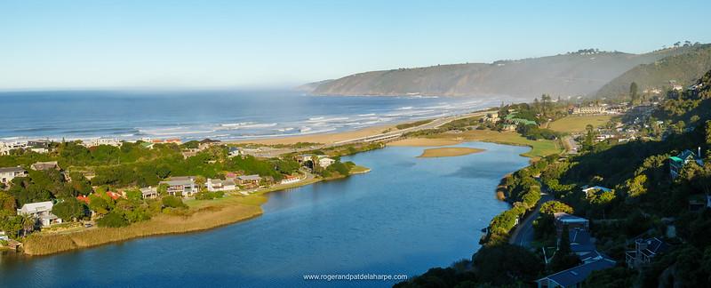 Touw River scene. Wilderness. Garden Route. Western Cape. South Africa