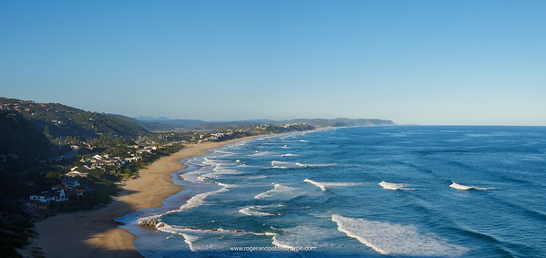 Wilderness Coastline. Garden Route. Western Cape. South Africa