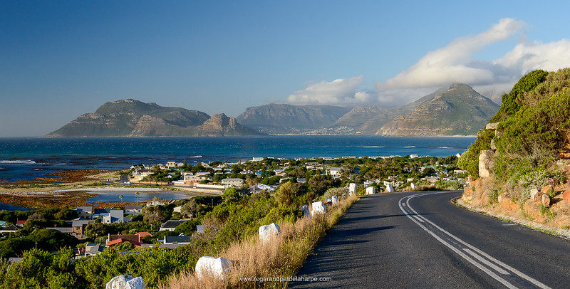 View towards Hout Bay