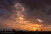Storm clouds. Serengeti National Park. Tanzania