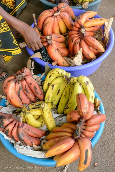 Bananas for sale. Mto wa Mbu. Tanzania