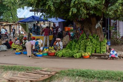 Street Scene. Mto wa Mbu. Tanzania