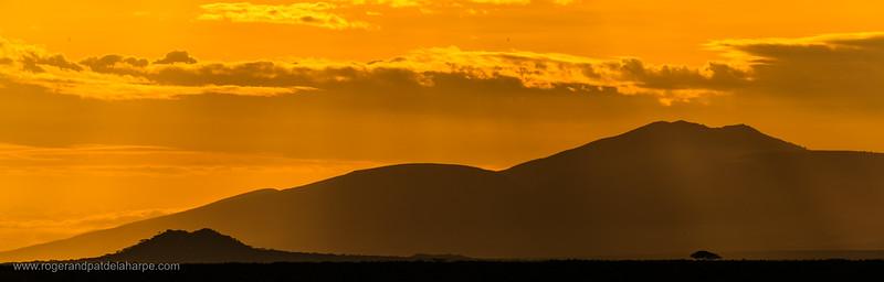 Mt. Lemagrut. Ngorongoro Conservation Area (NCA). Tanzania