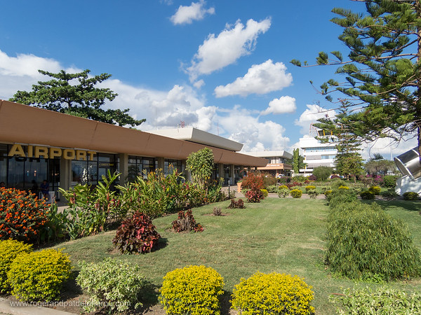 Kilimanjaro International Airport. Tanzania