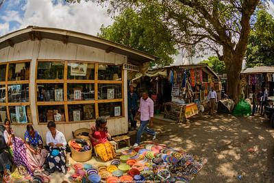 Maasai market. Arusha. Tanzania