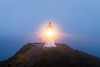 Cape Reinga lighthouse, Te Paki Recreation Reserve