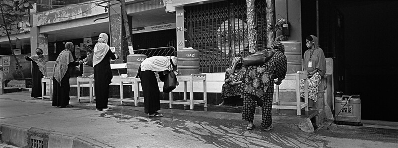 COD 19,  Bangladesh Documentation by Bashir Ahmed sujaN /Map