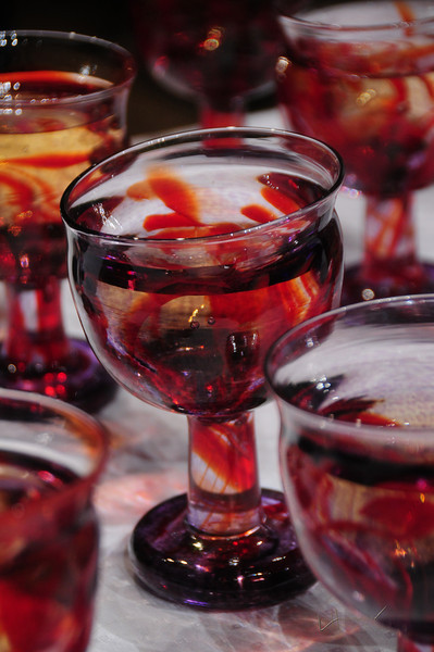 With all our imperfections, we are welcome at the Lord's Supper