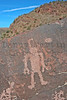 Pictographs at Irish Canyon, Moffat County, Colorado