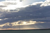 Clouds at sunset over Pawnee<br /> Weld County, Colorado.