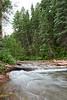 Rocky Mountain stream near Carbondale, CO.