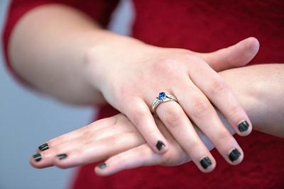 High School Junior Ring Ceremony