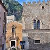 architecture, Taomina, Sicily, Italy
