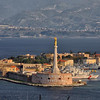 port fortifications, Messina, Sicily, Italy