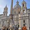 art for sale, Piazza Navona, Rome, Italy