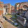 Basilica of St. John, Ephesus, Turkey.