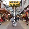 Bazaar, port of Kusadasi, Turkey
