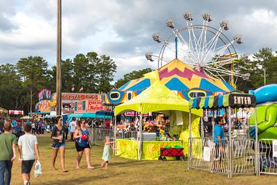 Boggy Bayou Mullet Festival