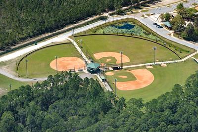 Helen McCall Park is a soccer, baseball and playground park located in Santa Rosa Beach, Walton County, Florida.