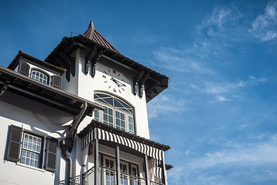 Rosemary Beach is an unincorporated master planned community in Walton County, Florida, United States on the Gulf Coast along Scenic Highway 30A. Rosemary Beach is developed on land originally part of the older Inlet Beach neighborhood.